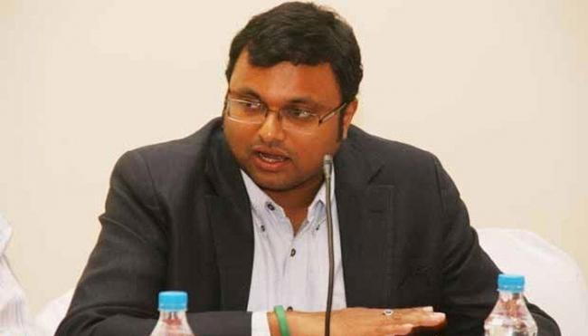 Supreme Court Allows Karti Chidambaram To Travel Abroad For Daughters Admission - Sakshi