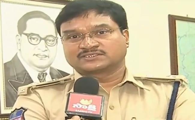 Ex MLA Veeresham Will Be Interrogated Says SP Ranganath - Sakshi