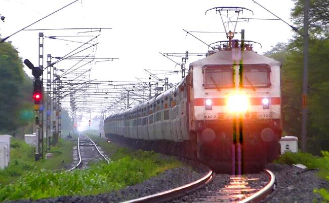 Muck Trains Use For Cleaning - Sakshi