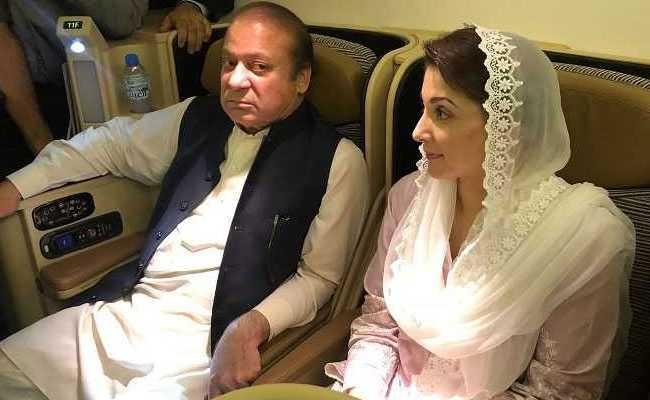 Nawaz Sharif, Daughter To Be Released; Pak Court Suspends Jail Sentence - Sakshi