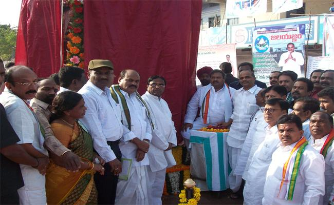 YS Rajasekhara Reddy Death Anniversary Nizamabad - Sakshi