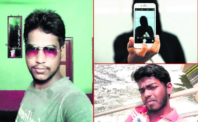 Two Selfie Deaths - Sakshi