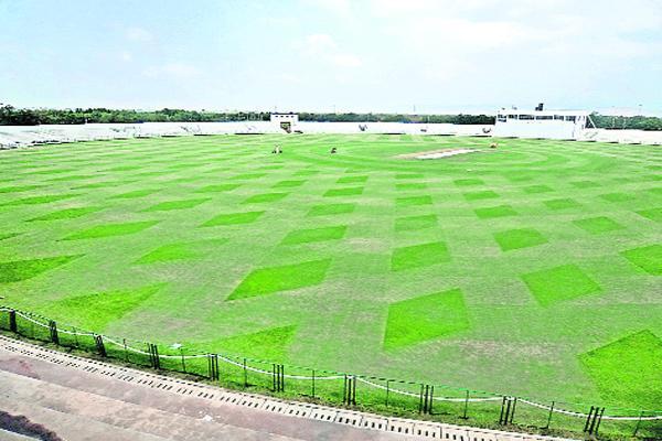 YS Rajasekhara Reddy ACA Stadium - Sakshi
