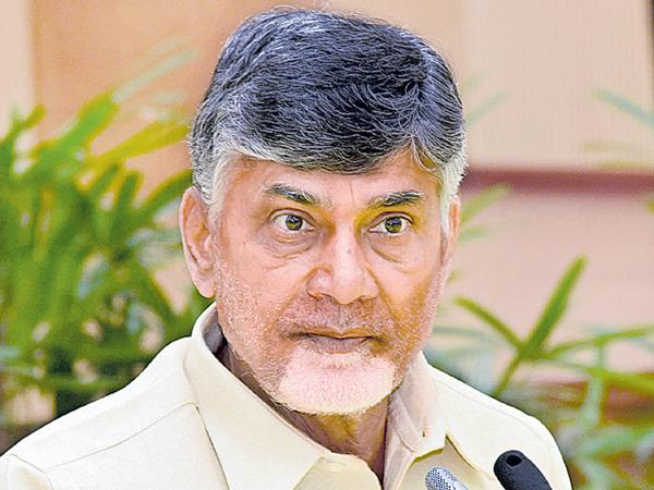 Chandrababu comments on YSR Congress Party - Sakshi