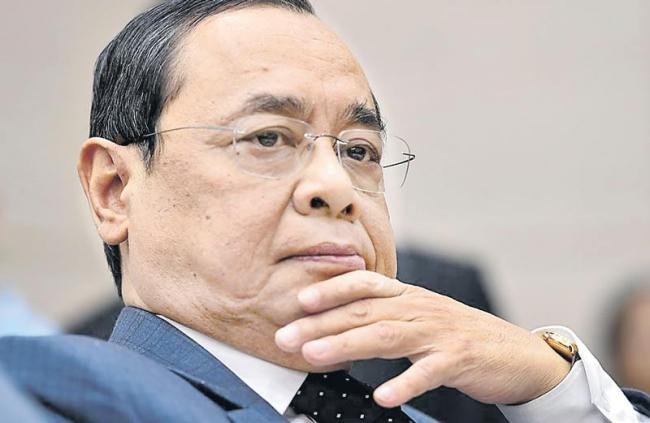 Justice Ranjan Gogoi to be next Chief Justice - Sakshi