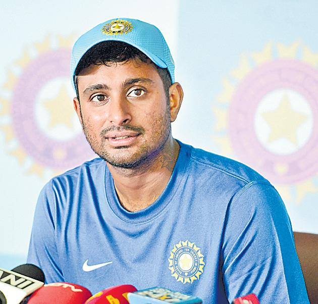 Ambati Rayudu Selected In Indian Team For Asia Cup 2018 - Sakshi