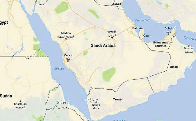 Saudi Arabia may dig canal to turn Qatar into an island - Sakshi