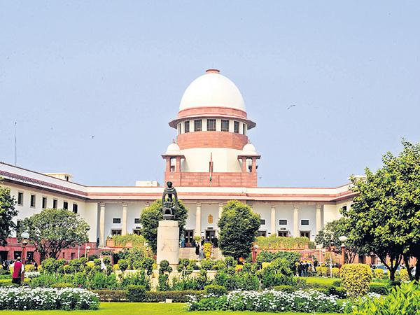 Supreme Court fires on Government of Andhra Pradesh - Sakshi