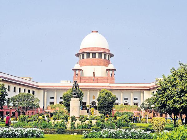 Supreme Court fires on Government of Andhra Pradesh - Sakshi