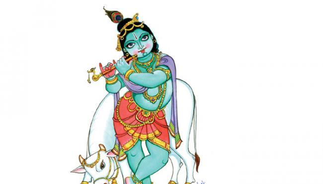 Special story to krishna janmashtami - Sakshi
