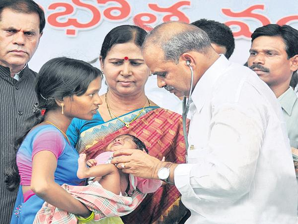 YS Rajasekhara Reddy takes decisions at lightning speed for people welfare - Sakshi