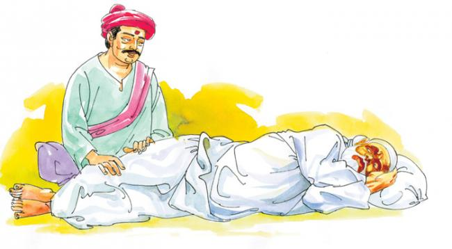 Sai Patham  Interchange 16 - Sakshi