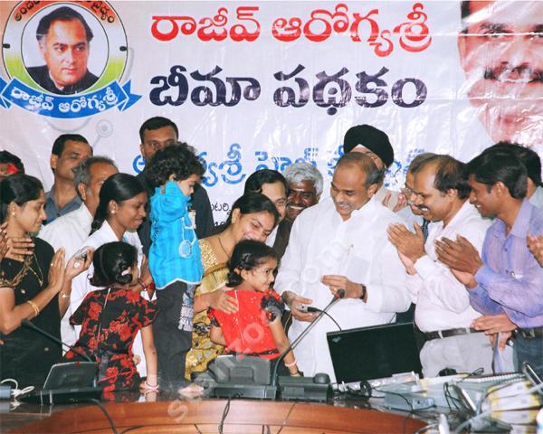 YS Rajasekhara Reddy 9th Death Anniversary - Sakshi