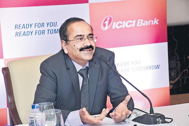 ICICI Bank to raise funds overseas this fiscal - Sakshi