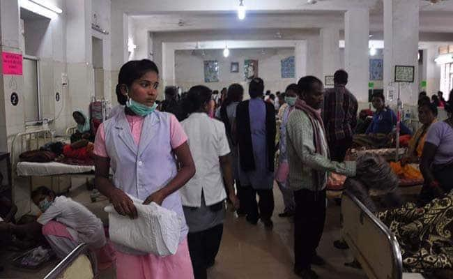 In Uttar Pradesh After Mystery Fever Claims 84 Lives - Sakshi