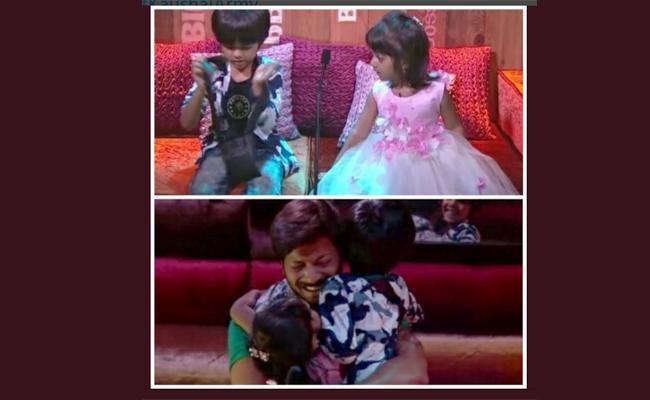 Kaushal Army burst crackers on the sets to celebrate Kaushals daughter Lallis birthday - Sakshi