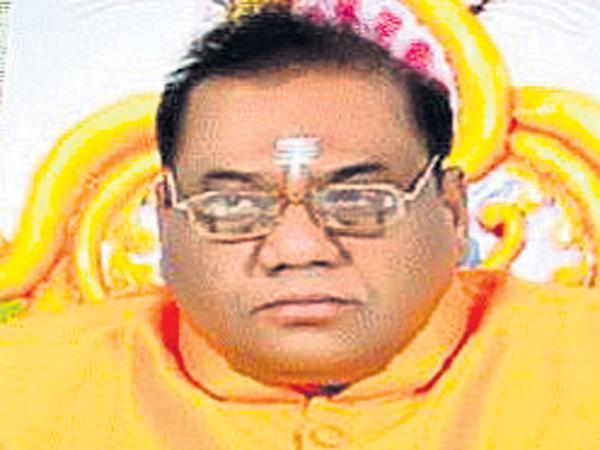 Prabodhananda allegation on JC Diwakar Reddy - Sakshi