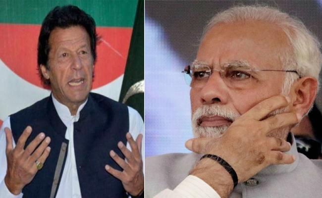 Imran Khan Says Disappointed For Negative Response By India - Sakshi