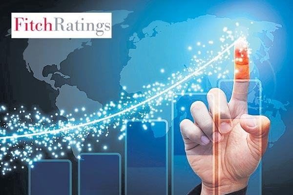 Fitch raises India's GDP forecast to 7.8% from 7.4% for FY19 - Sakshi