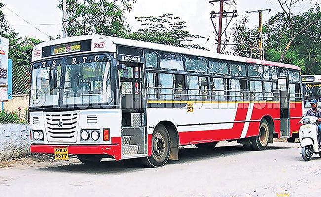 RTC Special Busses For Ganesh Nimajjanam Hyderabad - Sakshi