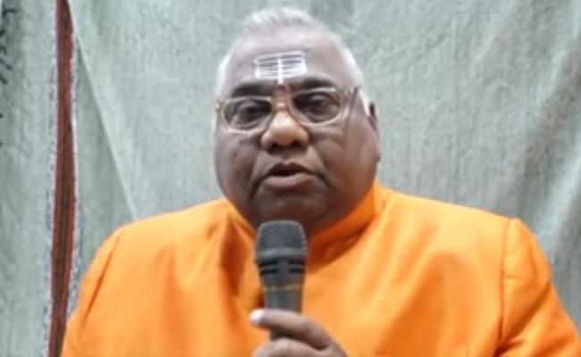 Prabhodhanandha Swamy Comments On JC Brothers - Sakshi