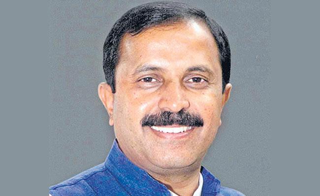 Madhu Yashki Slams TRS Leader Vinod On Telangana Formation - Sakshi
