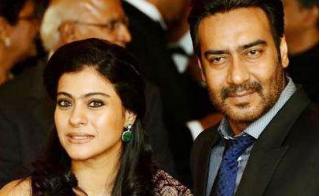 Ajay Devgn Accidentally Shares Kajol  WhatsApp Number On Twitter - Sakshi