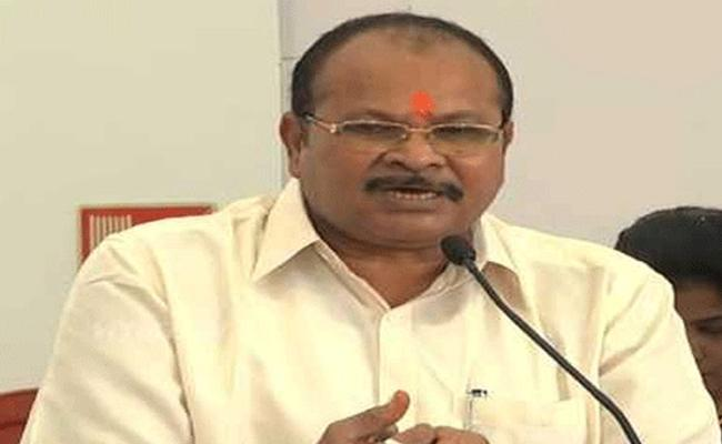 Kanna Lakshminarayana Fire On Opposition Parties - Sakshi