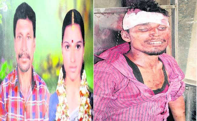 Fornication Relationship Murder Case Warangal - Sakshi