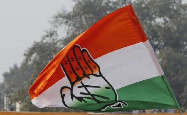 Five Congress Leaders Resign To Party In Malkajgiri Constituency - Sakshi