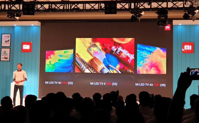 Mi LED TV 4 Pro to Mi Band 3, Heres Everything Xiaomi Launched Today - Sakshi