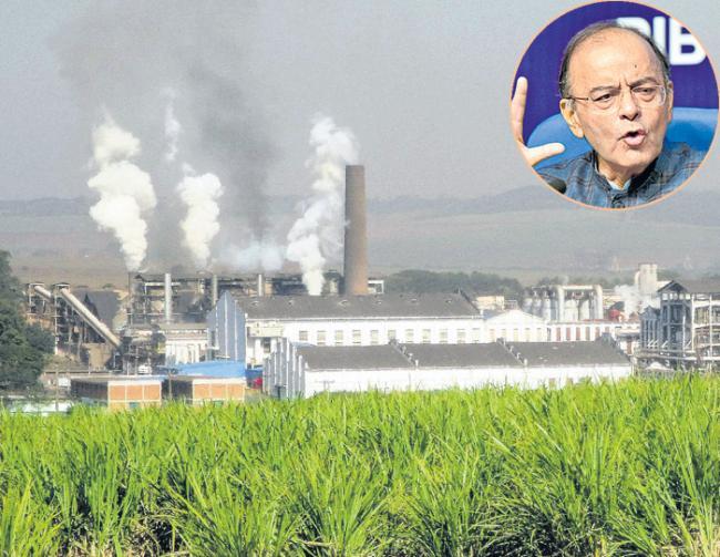 Cabinet okays Rs 5500-crore package to sugar industry - Sakshi