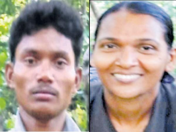 Are there both in the Kidari and Soma murders? - Sakshi