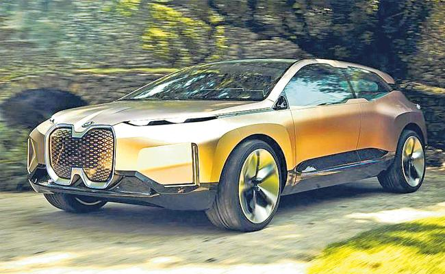 BMW New SUV Vision iNEXT - Sakshi