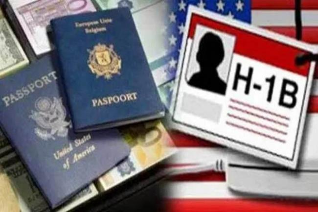 Relief for Indian workers in US! No deportation for expired H1-B visa for now  - Sakshi