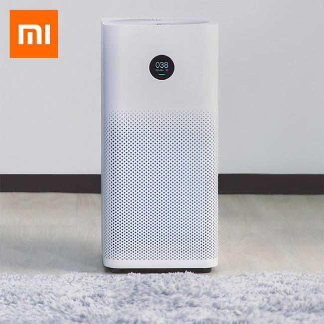 Xiaomi Lunches Air Purifier 2S In India At Rs 8999 - Sakshi