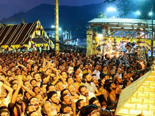 Sabarimala Verdict : Top Court Opens Doors To Women Of All Ages - Sakshi