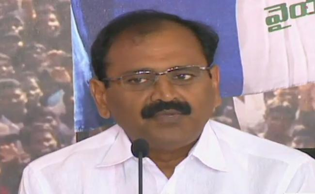 Bhumana Karunakar Reddy Critics On Chandrababu Naidu - Sakshi