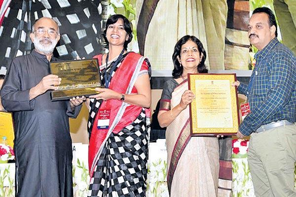 National Tourism Award for GHMC - Sakshi