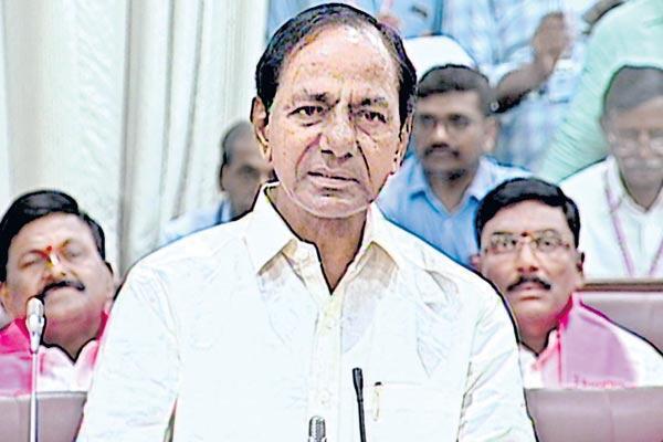 KCR announces memorial for Vajpayee in Hyderabad - Sakshi