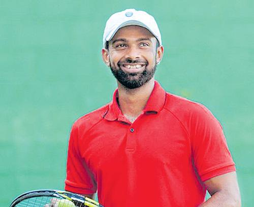 Atp tennis Jeevan doubles reached to finals - Sakshi