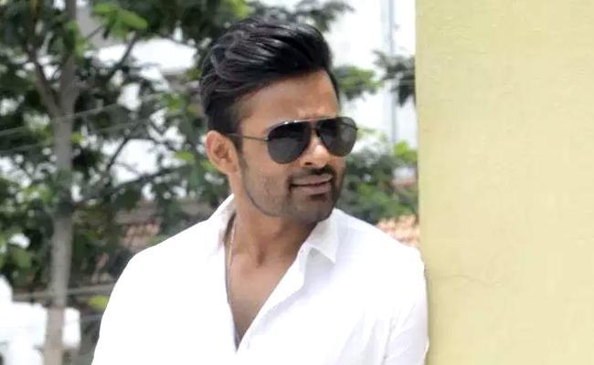 Mega Hero Sai Dharam Tej Ready With New Look - Sakshi