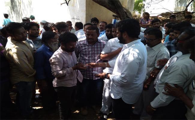 YSRCP MLA Ijayya Comments On TDP Govt - Sakshi