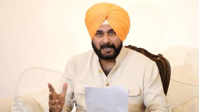 Navjot Singh Sidhu Received A Message From His Friend Imran Khan - Sakshi