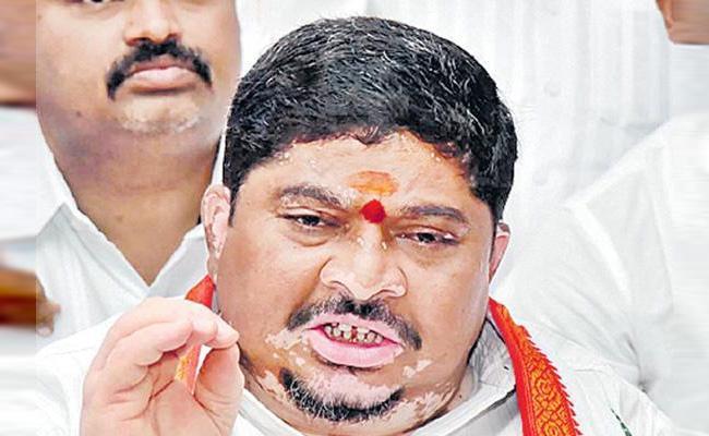 Ponnam Prabhakar Satires On Trs Pragathi Nivedana Sabha - Sakshi