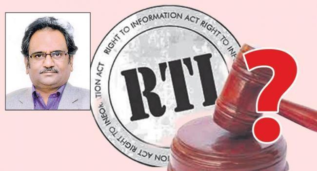 Madabhushi Sridhar Comments Over TTD Issue - Sakshi