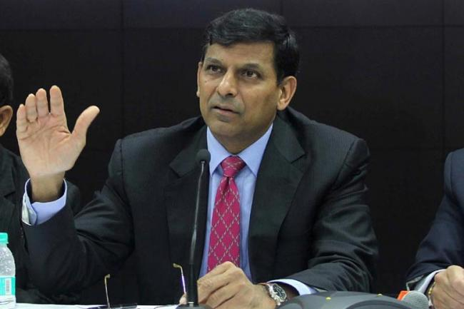 Growth Rate Declined Due To Raghuram Rajan Policies: Niti Aayog - Sakshi