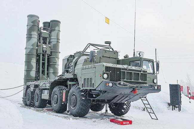 S-400 missile deal with Russia, India to tell US during '2+2' dialogue - Sakshi