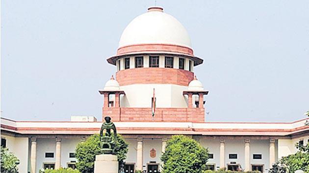 Supreme Court slams Income Tax department - Sakshi
