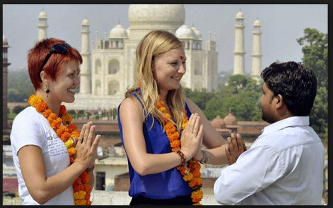 Global Tourist Arrivals Set Record, India Tops In South Asia - Sakshi